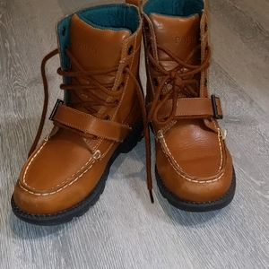 Authentic gently used Polo boots